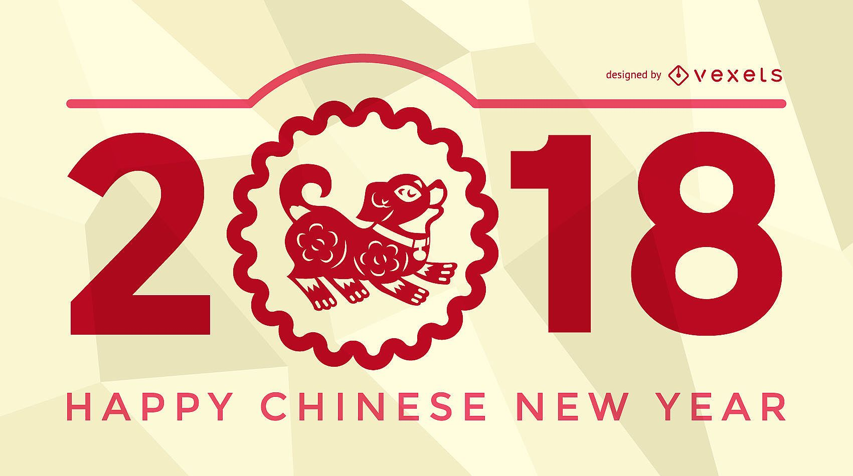 Happy Chinese New Year 2018 !